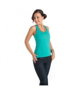 Camiseta Tirantes Mod. 6517 Carolina (Mujer)