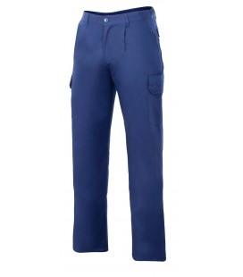 Pantalón multibolsillos acolchado Mod. 398