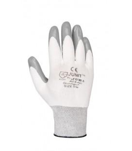 Guante Mod. AC5-440 Nylon® con recubrimiento de nitrilo gris