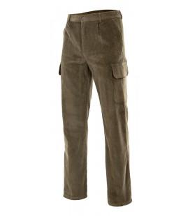Pantalón de pana multibolsillos Mod. 380